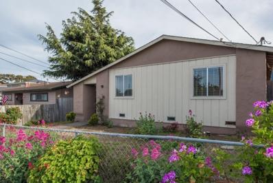 1136 Amador Avenue, Seaside, CA 93955 - MLS#: 52145112