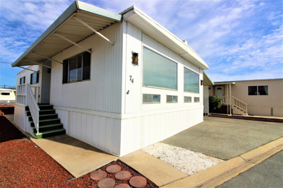 55 San Juan Grade Road UNIT 74, Salinas, CA 93906 - MLS#: 52145194