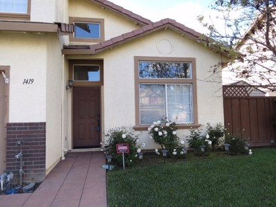 1419 Cougar Drive, Salinas, CA 93905 - MLS#: 52145228