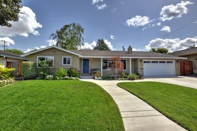 1210 Bent Drive, Campbell, CA 95008 - MLS#: 52145244