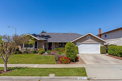 957 Hurlstone Lane, San Jose, CA 95120 - MLS#: 52145522
