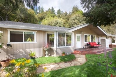 250 Middleton Drive, Boulder Creek, CA 95006 - MLS#: 52145565