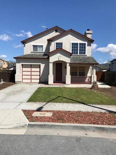 1650 Georgetown Way, Salinas, CA 93906 - MLS#: 52145698
