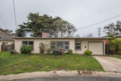 7 Malcolm Place, Del Rey Oaks, CA 93940 - MLS#: 52145756