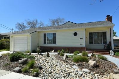 541 N O Street, Livermore, CA 94551 - MLS#: 52146065