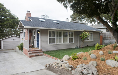 1122 Miles Avenue, Pacific Grove, CA 93950 - MLS#: 52146147