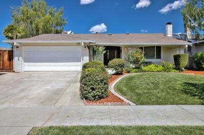 5826 Paddon Circle, San Jose, CA 95123 - MLS#: 52146159