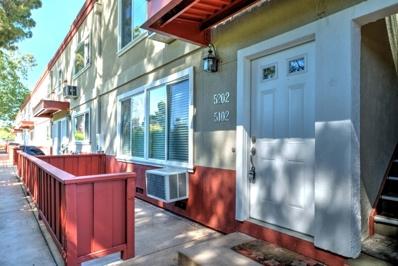 2601 Cortez Drive UNIT 5102, Santa Clara, CA 95051 - MLS#: 52146381