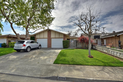 2218 Harrison Street, Santa Clara, CA 95050 - MLS#: 52146409