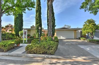 935 Rosette Court, Sunnyvale, CA 94086 - MLS#: 52146806