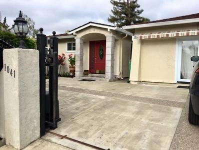 1041 Johnson Avenue, San Jose, CA 95129 - MLS#: 52146977