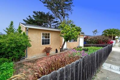 1605 Lowell Street, Seaside, CA 93955 - MLS#: 52147160