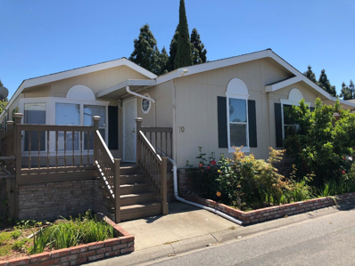 6130 Monterey Highway UNIT 70, San Jose, CA 95138 - MLS#: 52147195