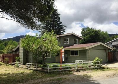 9411 Sunnyside Avenue, Ben Lomond, CA 95005 - MLS#: 52147239