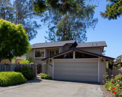 406 Belle Monti Court, Aptos, CA 95003 - MLS#: 52147458