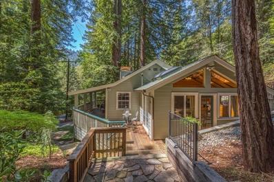 515 Burnside Bend, Boulder Creek, CA 95006 - MLS#: 52147670