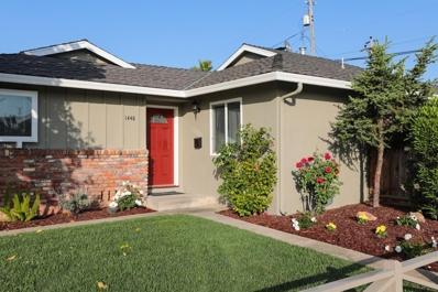 1448 Ridgewood Drive, San Jose, CA 95118 - MLS#: 52147773