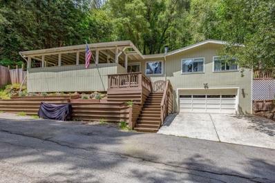 15175 Fern Avenue, Boulder Creek, CA 95006 - MLS#: 52148017