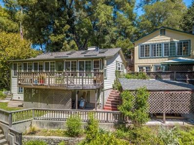 8099 Fernwood Avenue, Ben Lomond, CA 95005 - MLS#: 52148320