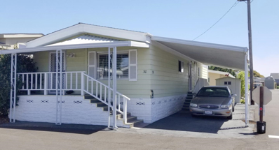 998 38th Avenue UNIT 30, Santa Cruz, CA 95062 - MLS#: 52148577