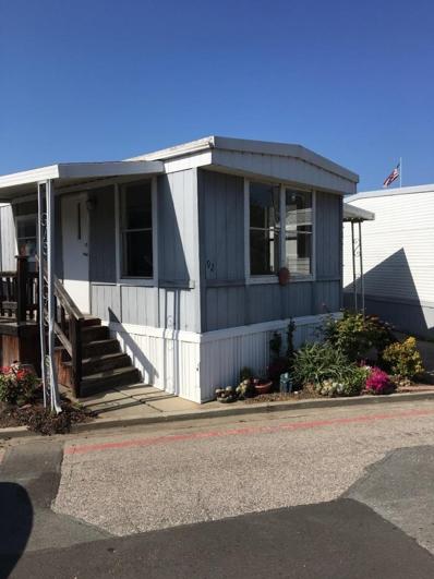 999 Old San Jose Road UNIT 92, Soquel, CA 95073 - MLS#: 52148752