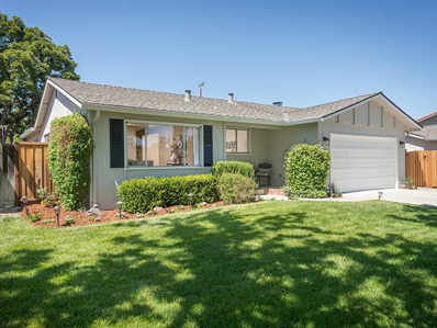 1535 Hallbrook Drive, San Jose, CA 95118 - MLS#: 52149070