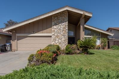 2802 Agua Vista Drive, San Jose, CA 95132 - MLS#: 52149176