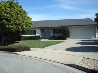 1210 Pasatiempo Way, Salinas, CA 93901 - MLS#: 52149386