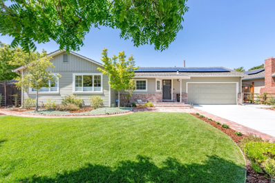 1563 Santa Monica Avenue, San Jose, CA 95118 - MLS#: 52149745