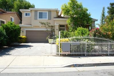 3449 Dominick Way, San Jose, CA 95127 - MLS#: 52149867