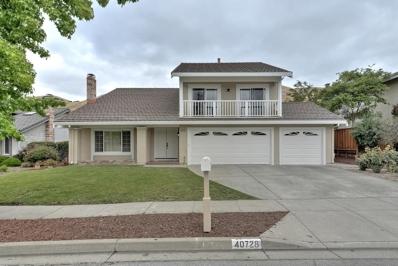40728 Palatino Street, Fremont, CA 94539 - MLS#: 52149946