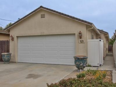 414 6th Street, San Juan Bautista, CA 95045 - MLS#: 52150149