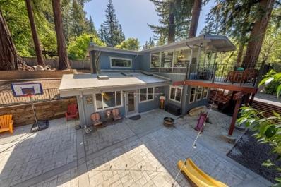 15640 Forest Hill Drive, Boulder Creek, CA 95006 - MLS#: 52150696
