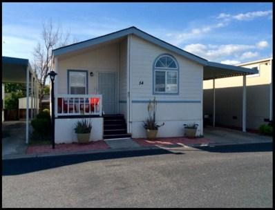 555 Umbarger Road UNIT 54, San Jose, CA 95111 - MLS#: 52150701