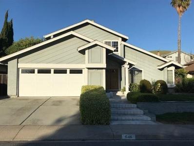 646 Carlsbad Street, Milpitas, CA 95035 - MLS#: 52150859