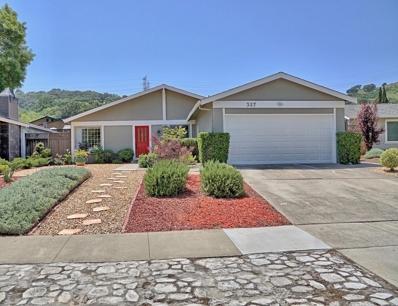 327 Vineyard Drive, San Jose, CA 95119 - MLS#: 52150892