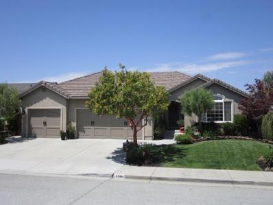1496 Windsor Court, Hollister, CA 95023 - MLS#: 52151015