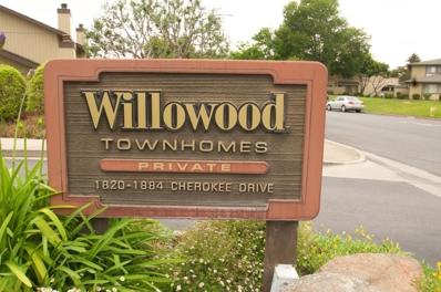 1884 Cherokee Drive UNIT 3, Salinas, CA 93906 - MLS#: 52151447