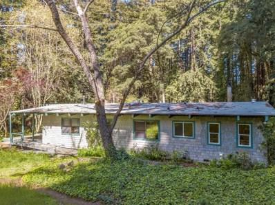 6040 Bonny Doon Road, Santa Cruz, CA 95060 - MLS#: 52151604