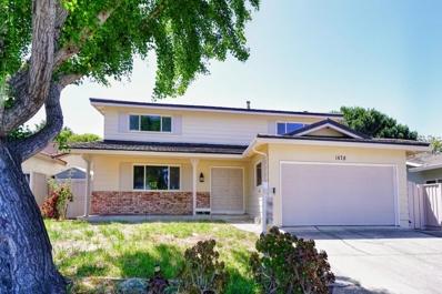 1678 Butano Drive, Milpitas, CA 95035 - MLS#: 52151686