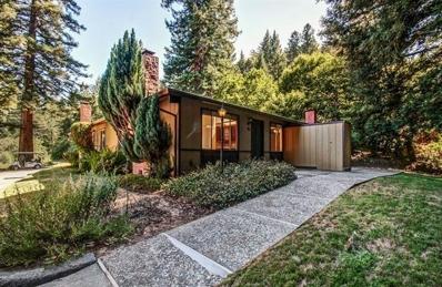 112 Lake Drive UNIT 4, Boulder Creek, CA 95006 - MLS#: 52152565