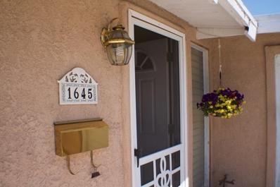 1645 Scotty Street, San Jose, CA 95122 - MLS#: 52152573