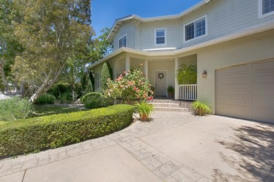2219 Chanticleer Lane, Santa Cruz, CA 95062 - MLS#: 52152609