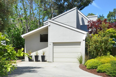 12 Berkeley Court, Santa Cruz, CA 95062 - MLS#: 52152641