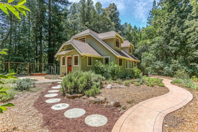 550 Winter Creek Road, Santa Cruz, CA 95060 - MLS#: 52152711