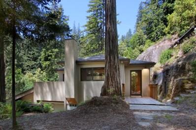 333 Wooded Way, Boulder Creek, CA 95006 - MLS#: 52152979