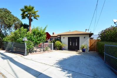 1287 Palm Avenue, Seaside, CA 93955 - MLS#: 52153589