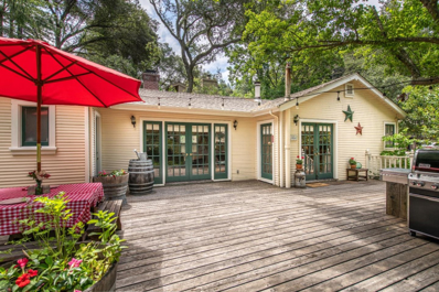 17850 Kiowa Trail, Los Gatos, CA 95033 - MLS#: 52153764