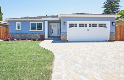 256 Beverly Court, Campbell, CA 95008 - MLS#: 52154225
