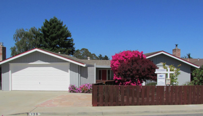 136 Alamo Avenue, Santa Cruz, CA 95060 - MLS#: 52154408